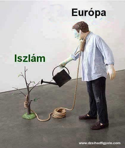 Islamization of Europe