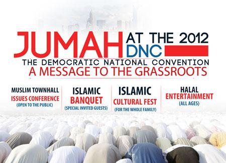 Islam at DNC