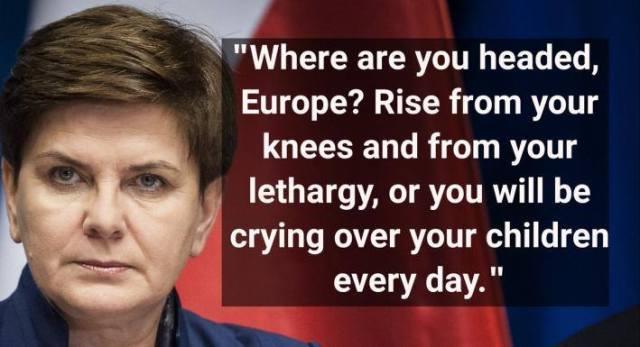 Poland's Prime Minister