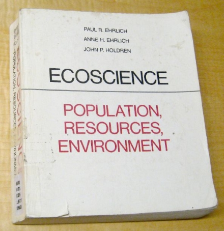 John P Holdren Ecoscience