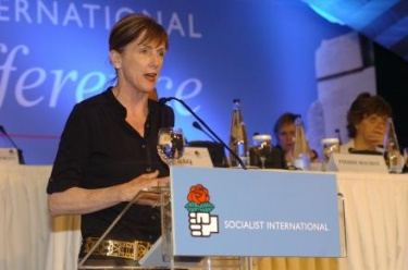 Carol Browner Socialist International