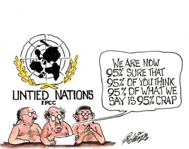 UN IPCC sure